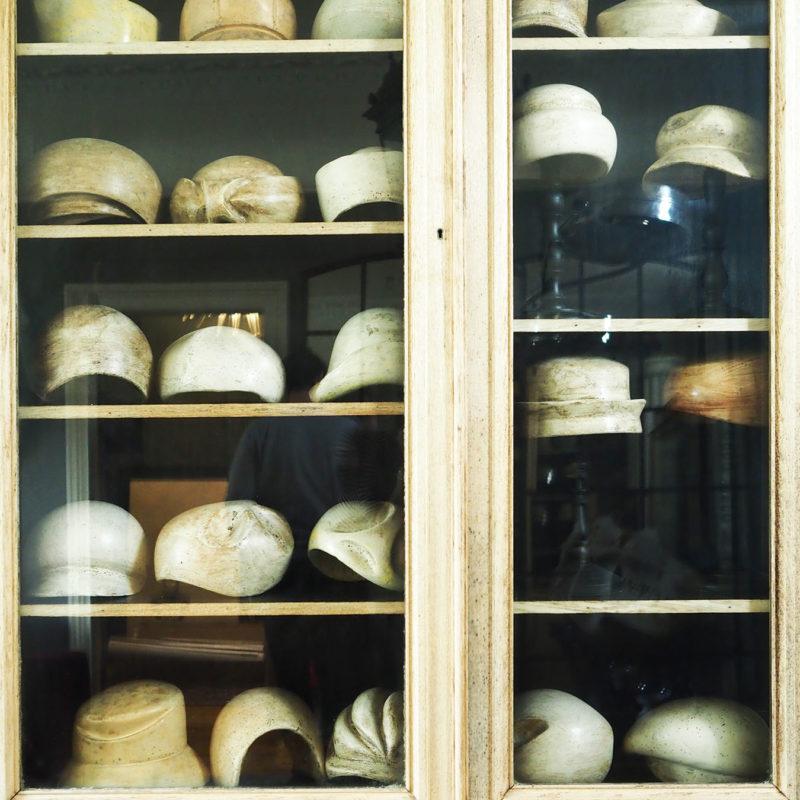 Matts hat cupboard
