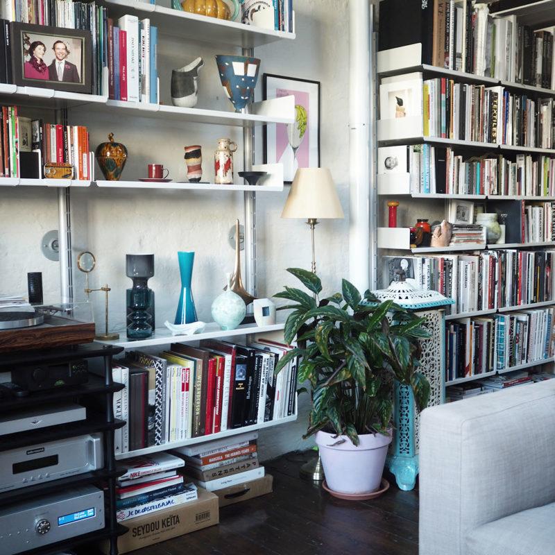Milos living room