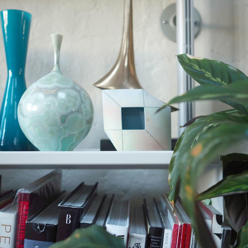 shelf objects
