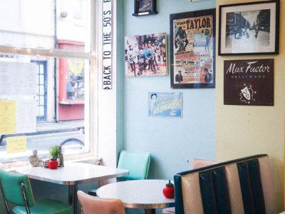 Secret Spaces: Rock*Ola Cafe, Brighton