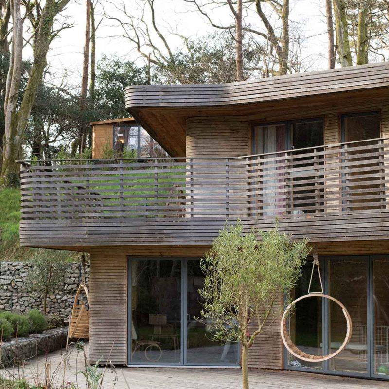 Tom Raffields house exterior
