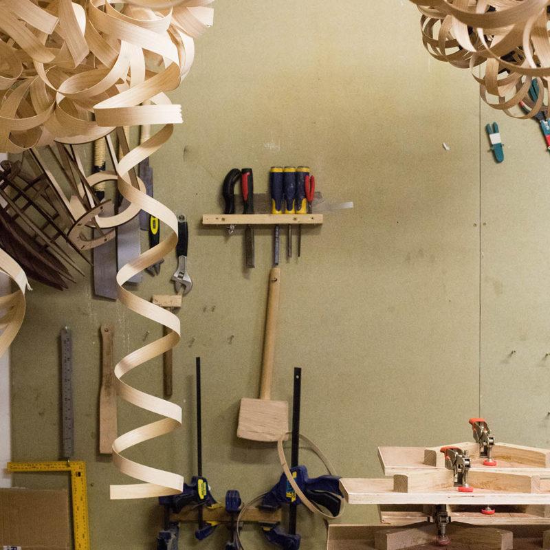 Tom Raffield Workshop