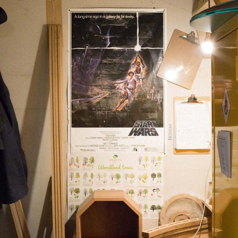 Tom Raffield studio space