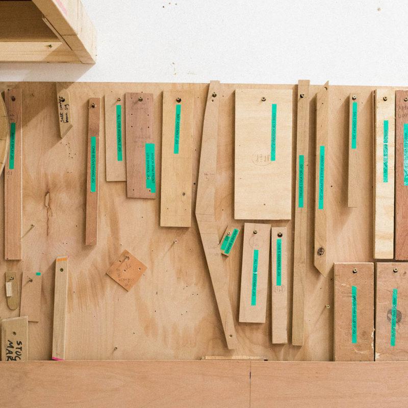 Tom Raffield tools