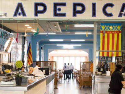 Secret Spaces: La Pepica, Valencia